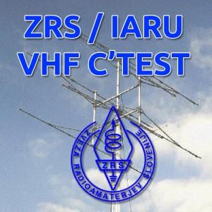 ZRS / IARU 50 MHz C'TEST